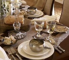 Indian Weddings Inspirations. White Tablescape. Repinned by #indianweddingsmag indianweddingsmag.com