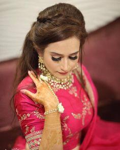 Wedding Photography Packages, Bridal Lehenga, Wedding Vendors, Designer Wear, Sari, Hairstyle, Bride, Makeup, How To Wear
