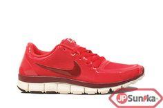 Nike Wmns Free 5.0 V4  Sunburst  (511281-601)