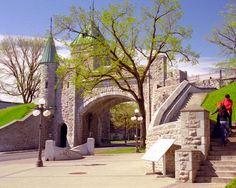 Quebec City - Port St. Louis par David Paul Ohmer