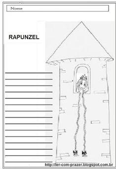 Ler com prazer: Rapunzel