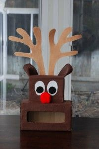 Feed the Reindeer letters and numbers. What a fun activity for preschoolers to practice!