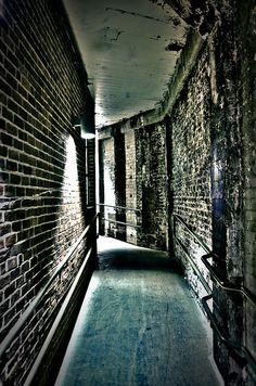 A hidden walkway in Fenway Park that surpisingly few people know  about..Been in in it. awesome...