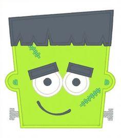 All Designs :: Frankenstein Applique                                                                                                                                                                                 More