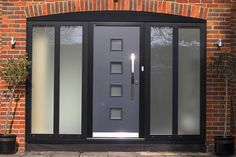 Why choose Internorm windows and doors? Sliding Glass Door, Sliding Doors, Aluminium Windows And Doors, Contemporary Front Doors, Passive House, Sound Proofing, Entrance Doors, Locker Storage, Home Improvement