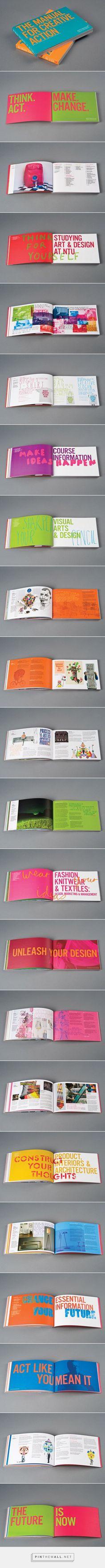 NTU Art & Design Book 10/11 by Andrew Townsend