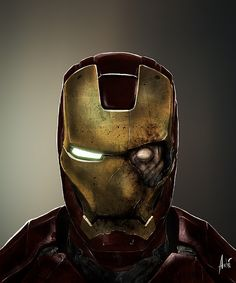 Iron man zombie