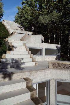 Casa Tóló, Alvaro Siza, Portugal