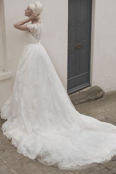 Mooshki Vera on Find Your Dream Wedding Dress