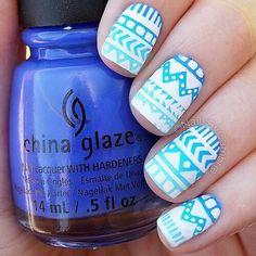 17 Unique & lovely Summer Nail Art Ideas