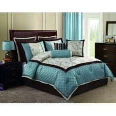 Victoria Classics Alexandria 8-Piece Comforter Set