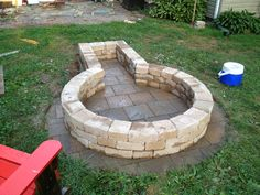 Have been saving this for awhile and hope to make this soon.  Wondering If I should line the base with some firebrick or just use the earth?  We have...