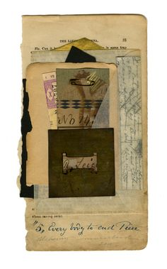Postmark n. 5  6x4  by Margaret Suchland  http://margaretsuchland.com/gallery-2/collage/newercollage15/
