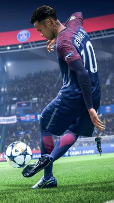Want to experience the best skills by Neymar jr that will blow ur mind. Come experience the best entertaining Freekicks runs from EA sports FIFA 19 that will. Cr7 Messi, Neymar Psg, Messi And Ronaldo, Ronaldo Juventus, Cristiano Ronaldo, Best Football Players, Football Art, Nike Football, Soccer Players