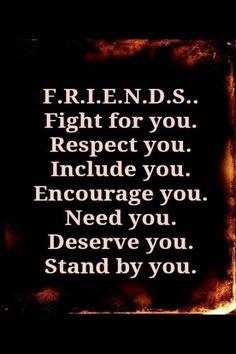 Friends are treasures