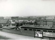 Overzicht van Sikkens verffabriek, Sassenheim (ca. 1930) (www.geheugenvannederland.nl)
