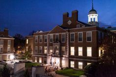 Wake Forest University in Winston-Salem, North Carolina