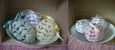 MyUpperPenthouse: Hæklet til Påske - inspiration & idéer ... Ball Lights, Free Crochet, Inspiration, Wedding, Design, Easter Activities, Creative, Biblical Inspiration, Valentines Day Weddings