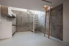 Apartamentos no Japão (Foto: Hiroyuki Hirai)