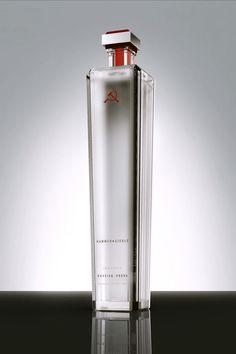 Hammer & Sickle Vodka - The Dieline -