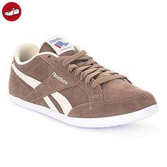 Royal Smash SDE, Sneakers Basses Femme, Violet (Urban Plum/Stucco/White/Silver), 38 EUReebok