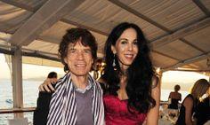 Mick Jagger's girlfriend designer L'Wren Scott commits suicide #DailyMail