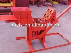 hot selling manual compressed earth block machine QMR1-40(Hongbaoyuan) $100~$1000