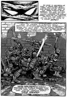 La Fantastique histoire des Tortues Ninja. (3e partie) - De l'édition artisanale à la grosse entreprise