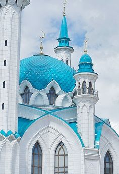 Kul Sharif Mosque, Russia