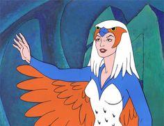Sorceress, MOTU, He-man