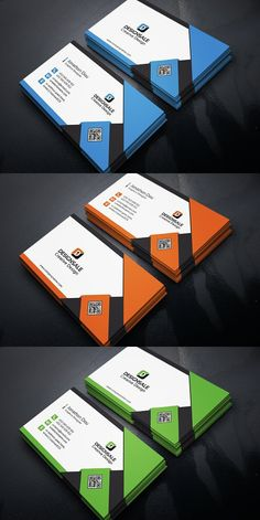 Tropical business card template ai psd unlimiteddownloads corporate business card creative business card templates wajeb Gallery