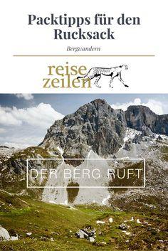 Wer Bergwandern geht, sollte nichts Wichtiges vergessen, aber auch keinen unnötigen Ballast mit sich herumschleppen. Hier findest Du meine Tipps, welches Equipement sich auf meiner dreitägigen Tour in Graubünden bewährt hat.