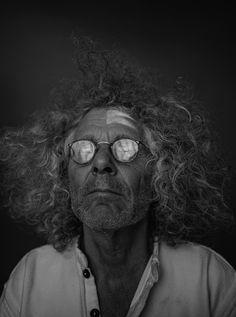 Rainer Langhans for MO:DE6 Magazin © Sammy Hart
