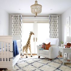 Sweet Dreams, Valance Curtains, Kids Room, Blue And White, Nursery, Cozy, Furniture, Moroccan, Rooms