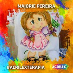 #Acrilexterapia por Majorie Pereira