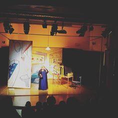 """""""Coppia aperta,quasi spalancata"""" testo di Dario Fò e Franca Rame interpretato da Aria Teatro alla rassegna """"Luci in scena"""" di Creazzo"""