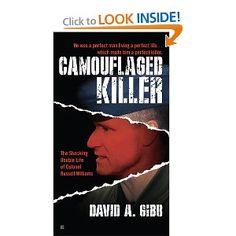 good true crime book. Col. Williams in Trenton Ontario