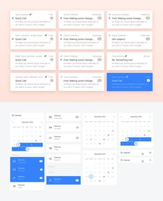 Mailcube macOS App on Behance