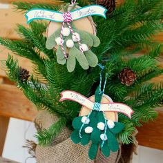 10 handmade christmas ornaments that make me smile - Christmas Ideas Pinterest
