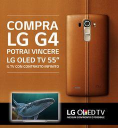 Fantechnology: Vinci un TV OLED con LG G4