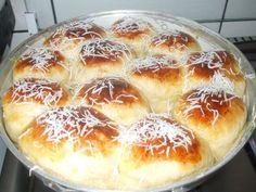 Imagem da receita Pão doce rápido