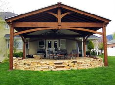 Pavilion For Outdoor Dining &