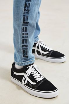 Shop BDG X Urban Renewal Geo Print Side Stripe Stonewash Skinny Jean at Urban Outfitters today. We carry all the latest styles, colors and brands for you to choose from right here. Slim Hips, Urban Renewal, Latest Styles, Textile Design, Geo, Urban Outfitters, Thighs, Fitness Models, Vans