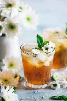 Herbal Chrysanthemum Tea   Drink   Iced   Summer   Party   Sweet   Chai   Herbal   Detox   Beverage   Nonalcoholic   Healthy   Chinese   Asian