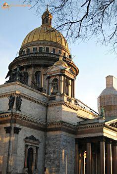 Cattedrale di Sant'Isacco - Cosa Vedere a San Pietroburgo