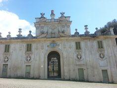 Villa Borghese,  La Meridiana.- Roma