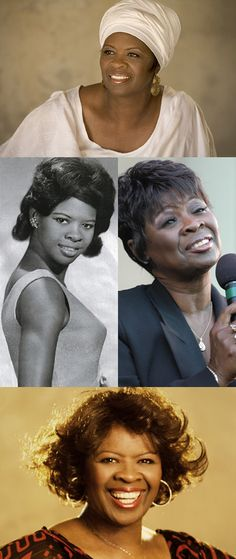 """Irma Thomas """"The Soul Queen of New Orleans""""...Love me, some Irma. I grew up listening to Irma Thomas. We, here on the MS Gulf Coast, especially Bay St. Louis, love her as much as they do in, NOLA !"""