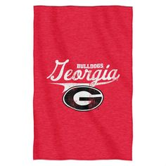 Use this Exclusive coupon code: PINFIVE to receive an additional 5% off the University of Georgia Sweatshirt Throw at sportsfansplus.com