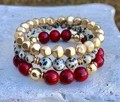 Handmade Jewelry Bracelets, Gemstone Bracelets, Gemstone Jewelry, Beaded Jewelry, Etsy Jewelry, Jewelry Findings, Wire Jewelry, Diamond Jewelry, Diamond Earrings