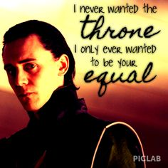 When I first started watching the Marvel Movies I hated Loki but then after I watched Thor and Avengers over and over again I started to feel bad for him and now I get really sad when stuff like that happens to him. Loki Thor, Loki Laufeyson, Marvel Avengers, Thomas William Hiddleston, Tom Hiddleston Loki, Loki Sad, Thor 2011, Loki Quotes, Marvel Characters